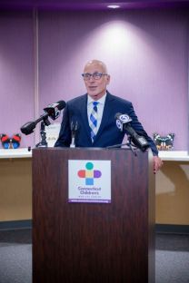 Paul Dworkin, MD, Executive Vice President for Community Child Health at Connecticut Children's